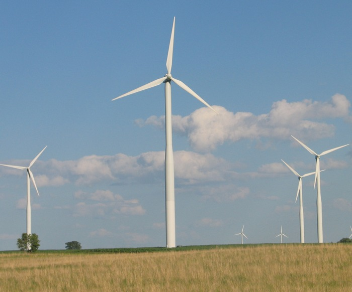 Hancock County Wind Energy Center (wind), Duncan, Klemme, Iowa