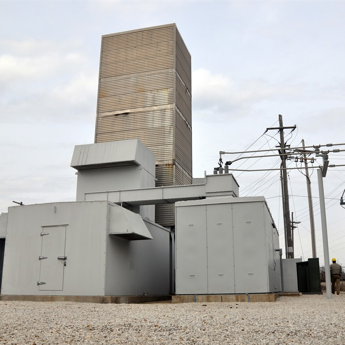 Webster City Combustion Turbine (fuel oil), Webster City, Iowa