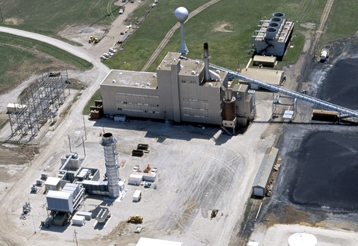 Wisdom Unit 1, (coal) and Wisdom Unit 2, (natural gas/fuel oil) Spencer, Iowa