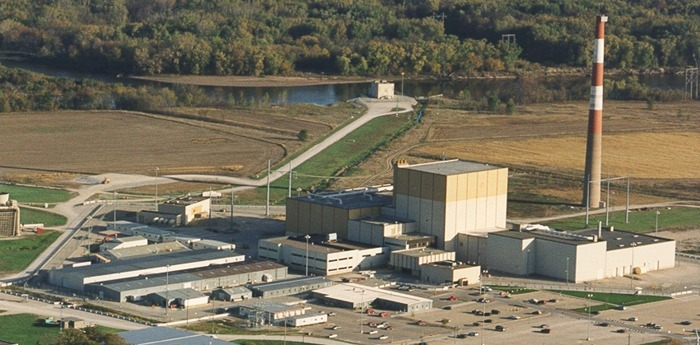 Duane Arnold Energy Center (nuclear), Palo, Iowa