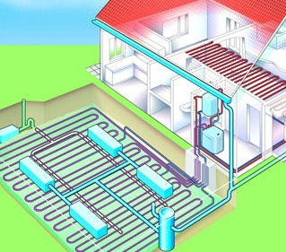 Hayward heat pumps above ground pools - Swimming pool ground source heat pump ...
