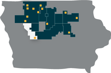 Map of RVEC