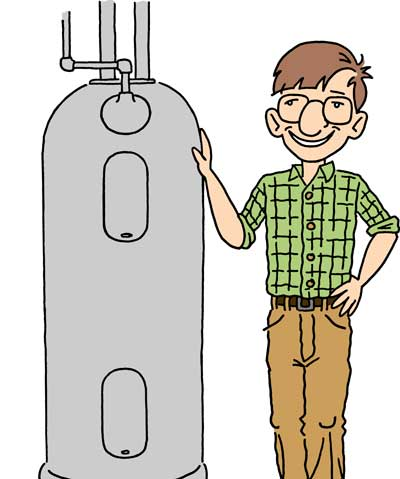 Ask Mr. Tight-Watt: Replace My Water Heater?