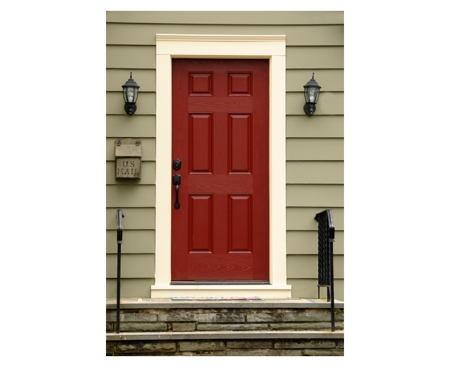 Rec info center for Energy efficient entry doors