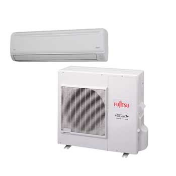 Ductless mini-split system heat pumps