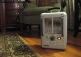 Heating and Cooling: Electric Space Heaters